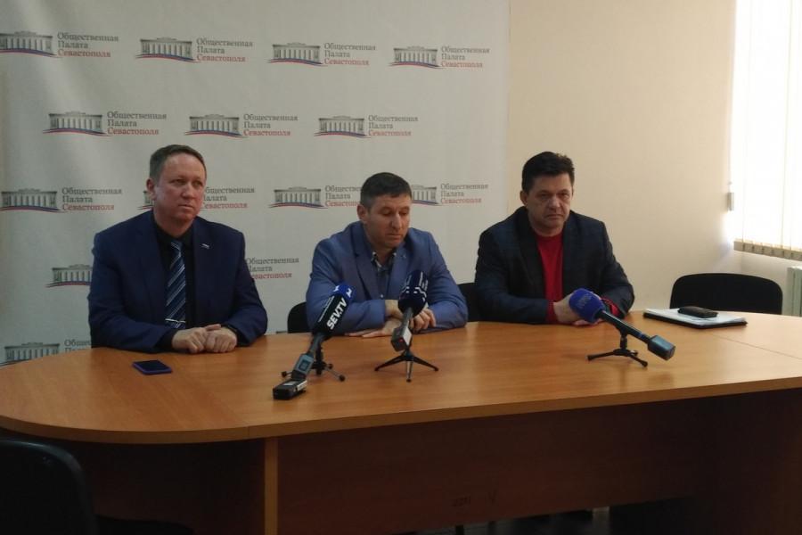 ForPost - Новости : Члены ОП Севастополя открестились от связей с потусторонними силами