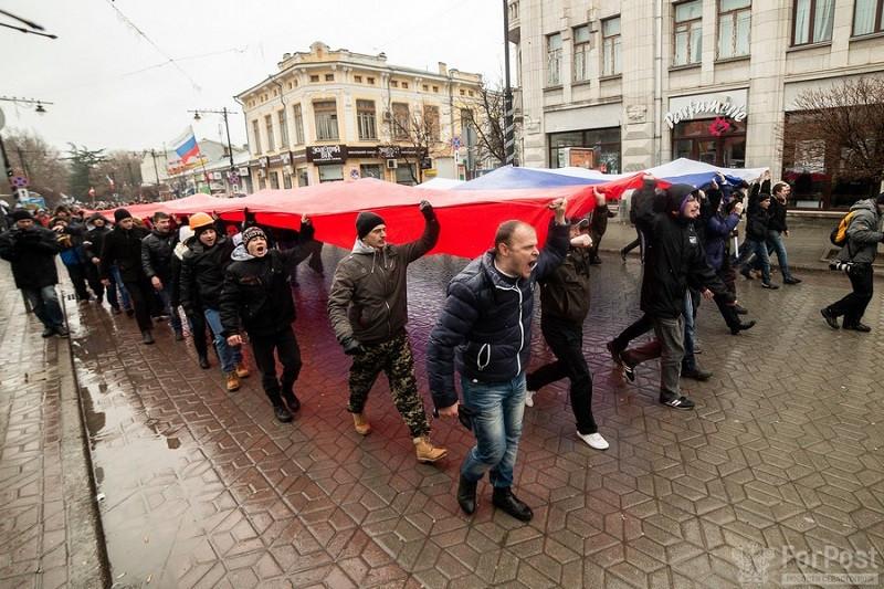 ForPost - Новости : Жители Крыма готовы подтвердить свой выбор России
