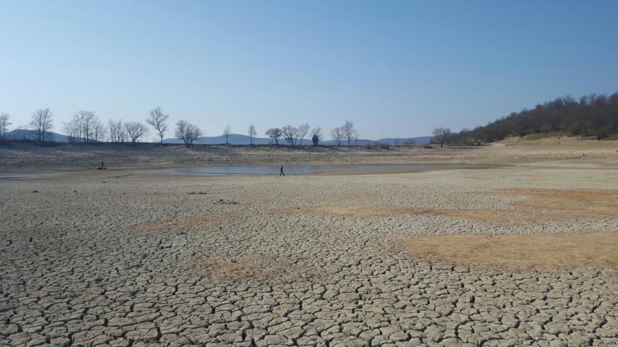 ForPost - Новости : Под Севастополем исчезло озеро