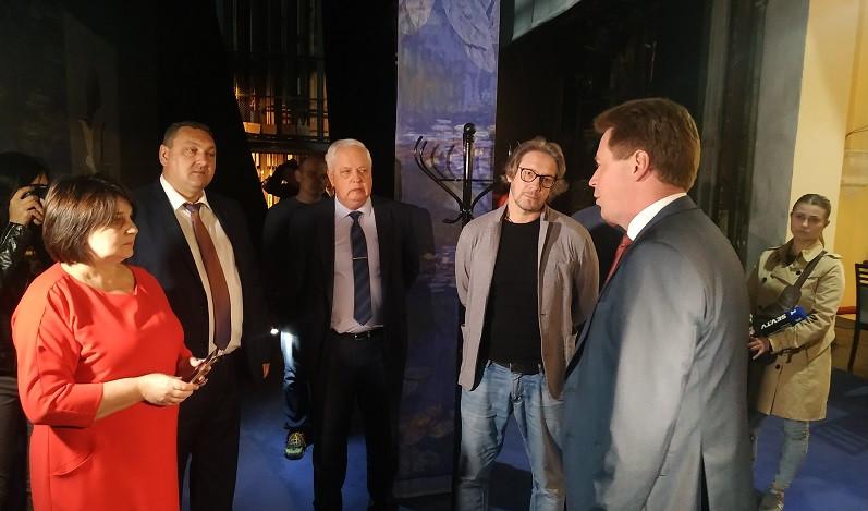 ForPost - Новости : Театр имени Луначарского в Севастополе станет бездомным почти на год