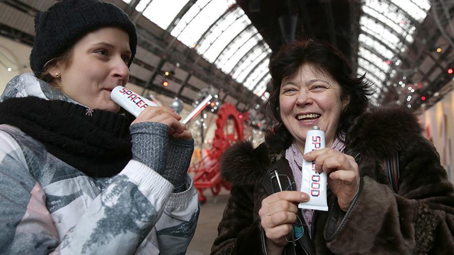 ForPost - Новости : Россиянам рассказали способ приготовления «космического ужина»