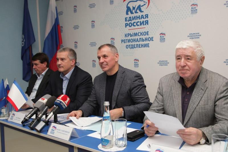 ForPost - Новости : Единая Россия потеряла свои позиции в Крыму и Севастополе