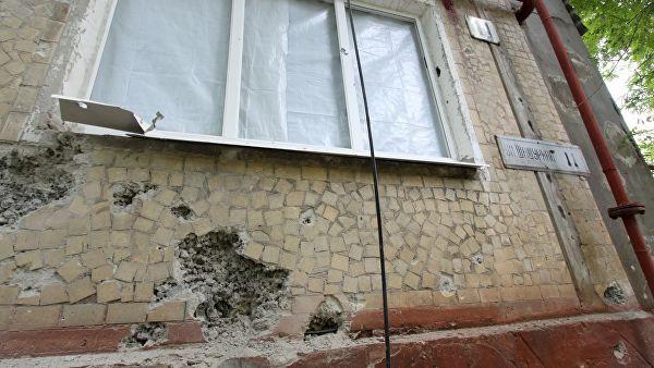 ForPost - Новости : ВСУ обстреляли из минометов Донецк и Горловку, заявили в ДНР