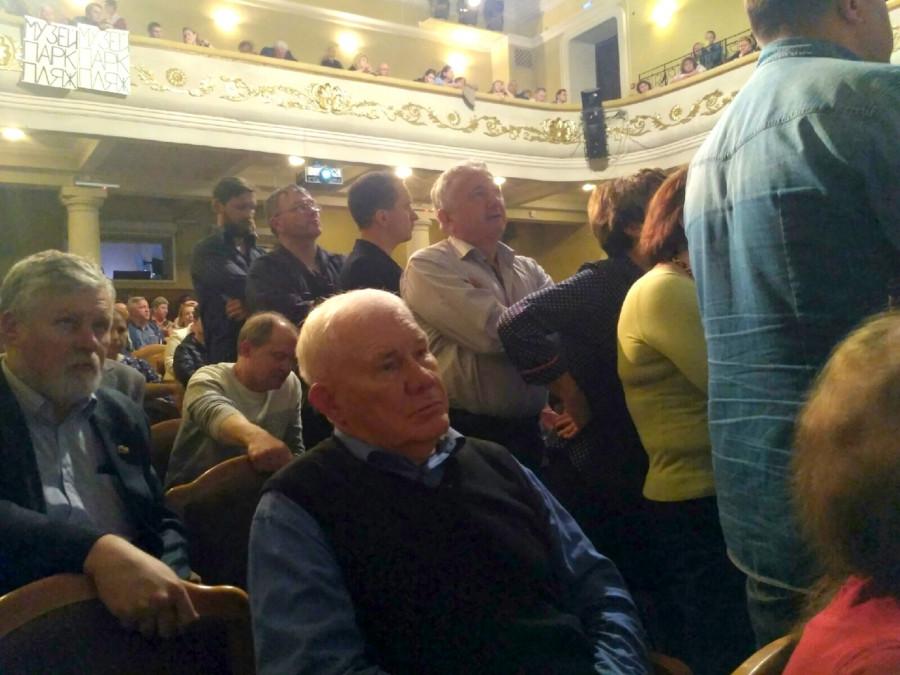ForPost - Новости : Севастопольцы отказываются быть «окультуренными» насильно