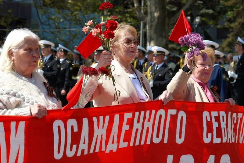 ForPost - Новости : Жителям осаждённого Севастополя вернут статус ветеранов Великой Отечественной
