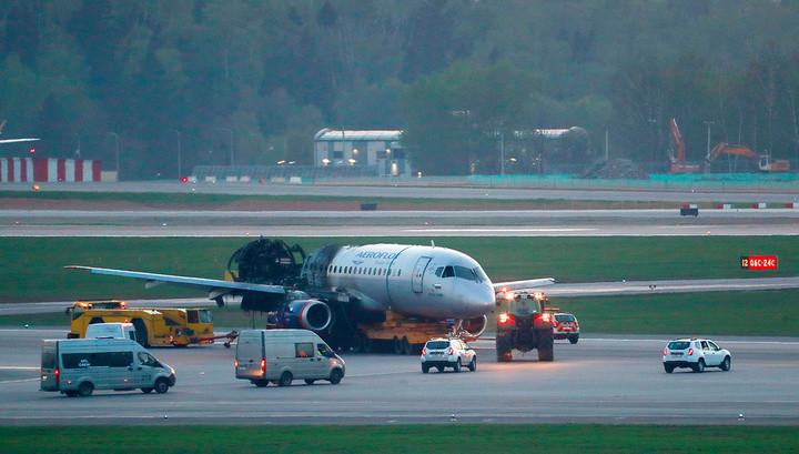 ForPost - Новости : Эксперты назвали основную версию авиакатастрофы в Шереметьеве