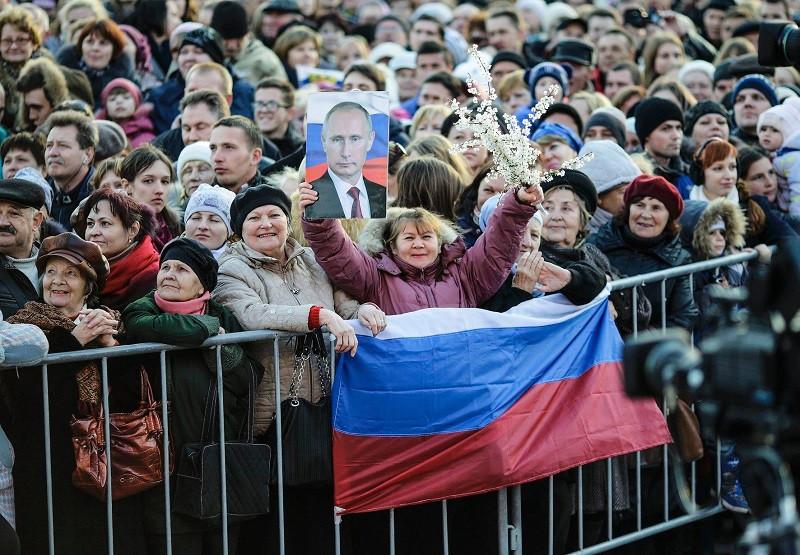 ForPost - Новости : Два к одному: Запад частично признал российский Крым