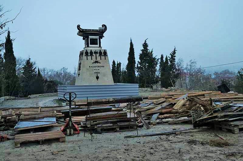 ForPost - Новости : Как продолжается борьба за Матросский бульвар