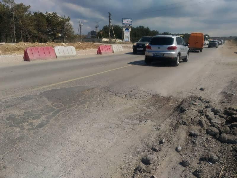 ForPost - Новости : Власти поняли, что мешает делать дороги в Севастополе