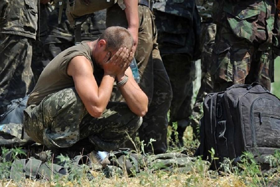 ForPost - Новости : Командование 24-й бригады ВСУ хаотично минирует поля, чтобы не допустить дезертирства боевиков в Донбассе