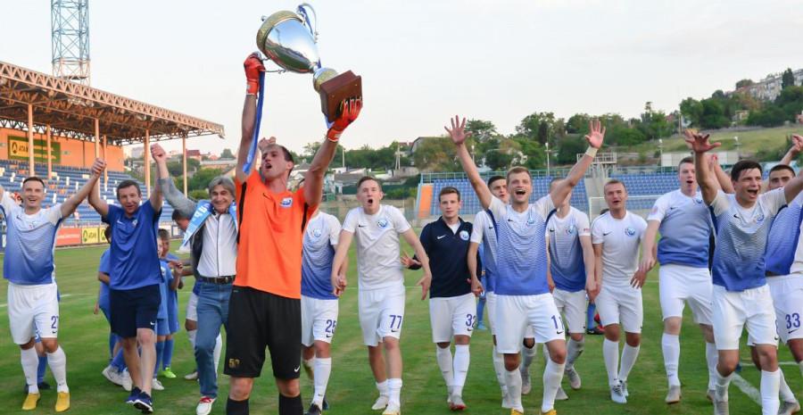 ForPost - Новости : ФК «Севастополь» вырвал чемпионство Крыма
