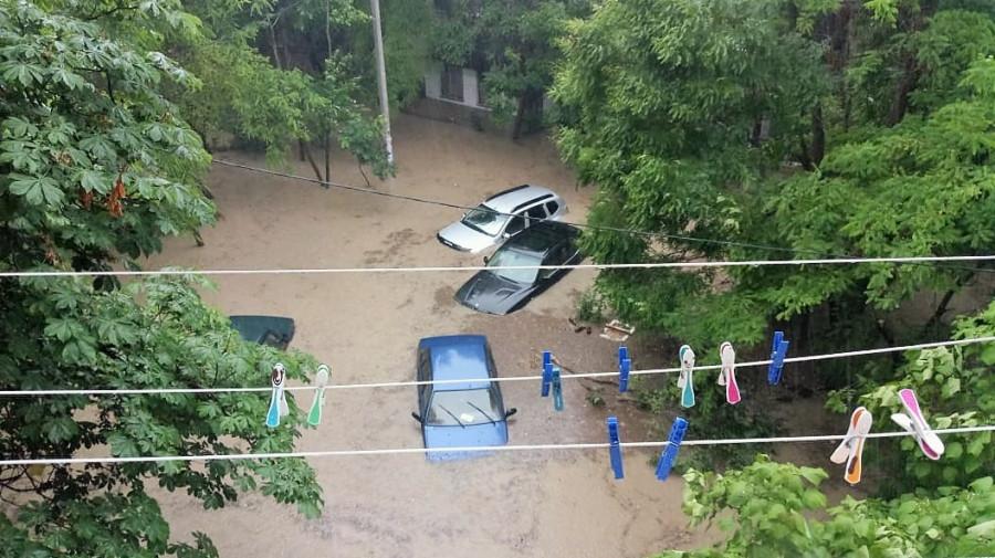 ForPost - Новости : Ничего особенного, обычный дождь, – правительство Севастополя