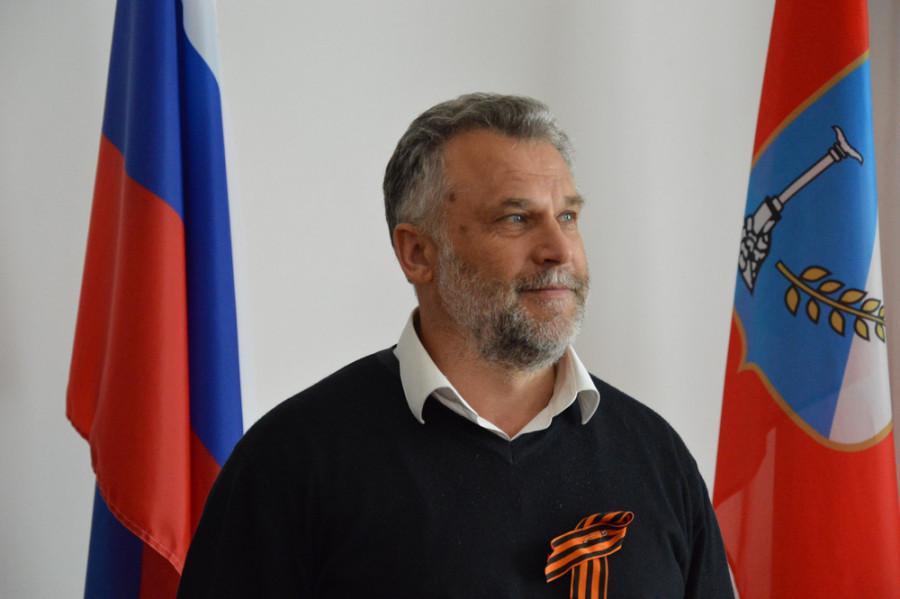 ForPost - Новости : Алексей Чалый идёт на выборы в Заксобрание Севастополя