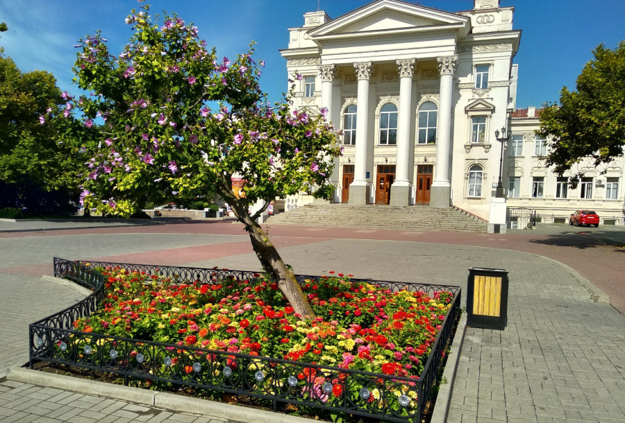 ForPost - Новости : Памятники архитектуры в центре Севастополя ожидает реставрация