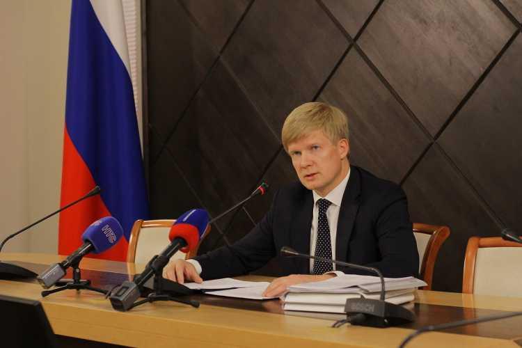 Вице-губернатор Севастополя Илья Пономарёв отправлен в отставку