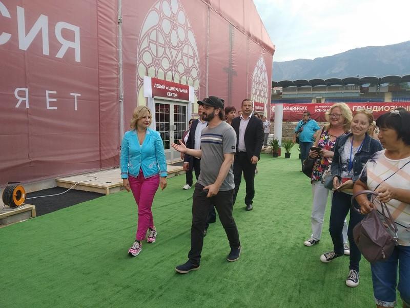 ForPost - Новости : В Ялте может появиться ледовый дворец