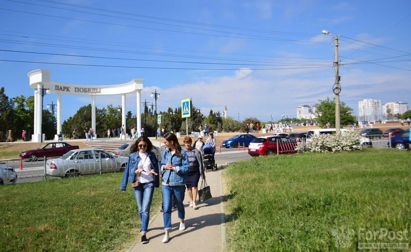 ForPost - Новости : Общепит за забором: что ждёт парк Победы в Севастополе