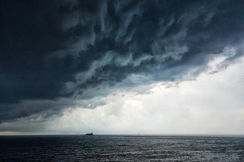 ForPost - Новости : Очередной шторм обрушится на Крым в ближайшие часы