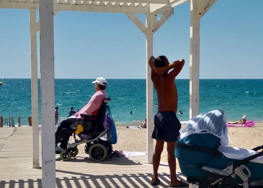 ForPost - Новости : Как чиновники Севастополя испортили отдых инвалидам