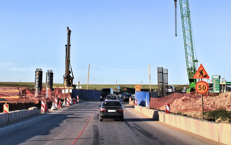 ForPost - Новости : Названы самые опасные участки трассы Таврида в Крыму