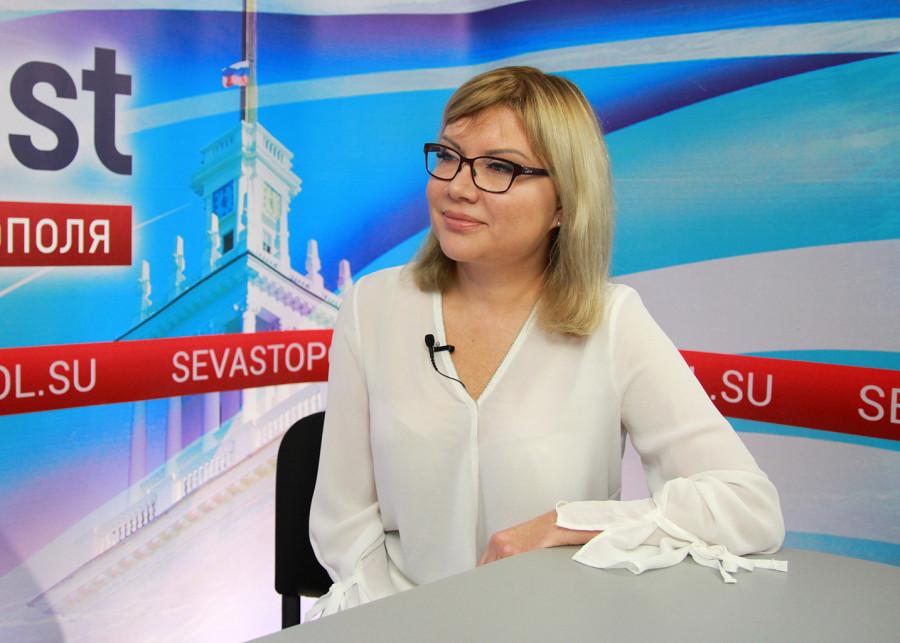 ForPost - Новости : Наталья Кирюхина: Многие жители Севастополя не знали о выборах