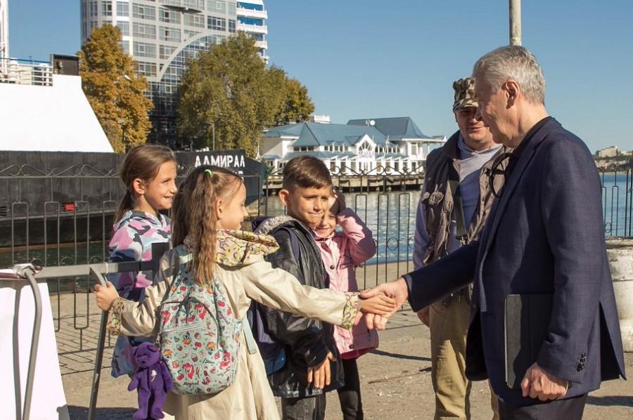 ForPost - Новости : Собянину и не снилось. Как в Севастополе халтурят на деньги Москвы