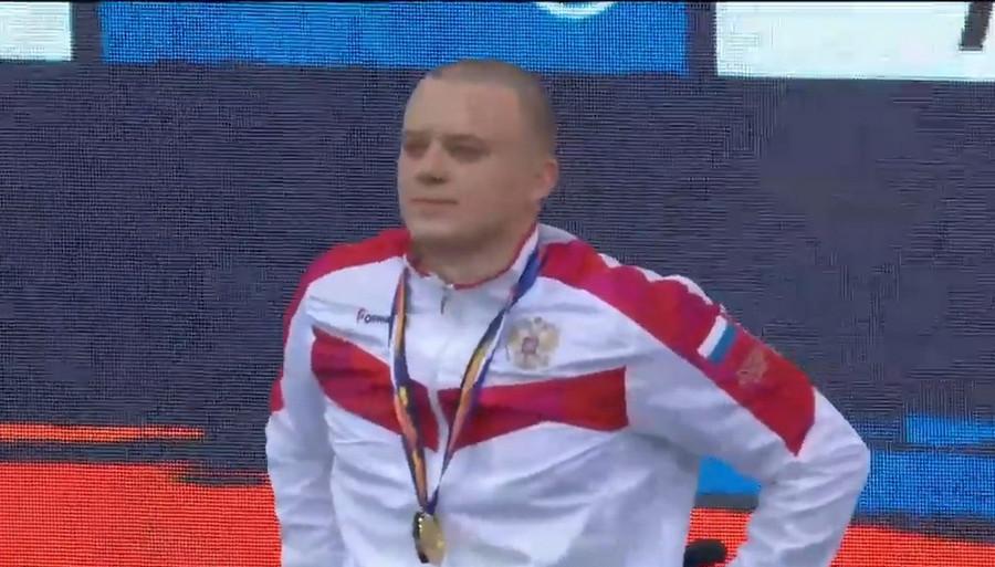 ForPost - Новости : Севастополец Андрей Граничка стал двукратным чемпионом мира