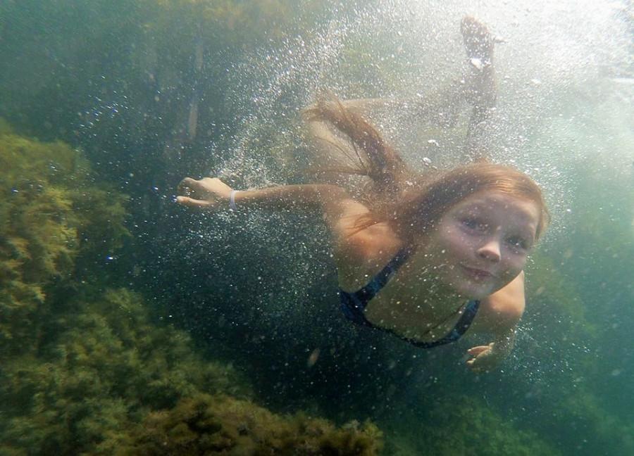 ForPost - Новости : Севсети #829: «Русалки уходят на глубину», или Маленькие радости Легендарного Города