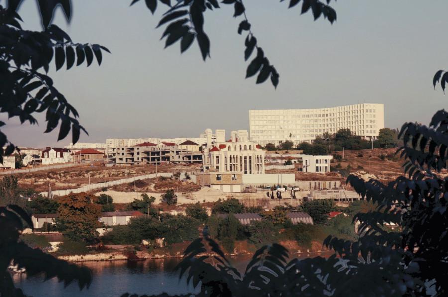 ForPost - Новости : Севастополь ремонтируют вслепую