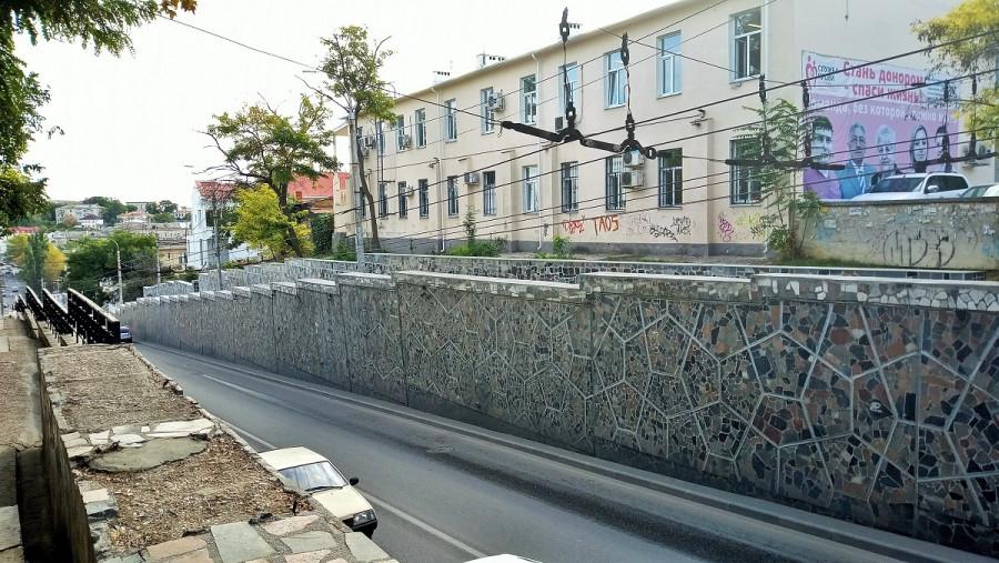 ForPost - Новости : Опять не по уму! – севастопольские эксперты о лестнице к площади Восставших