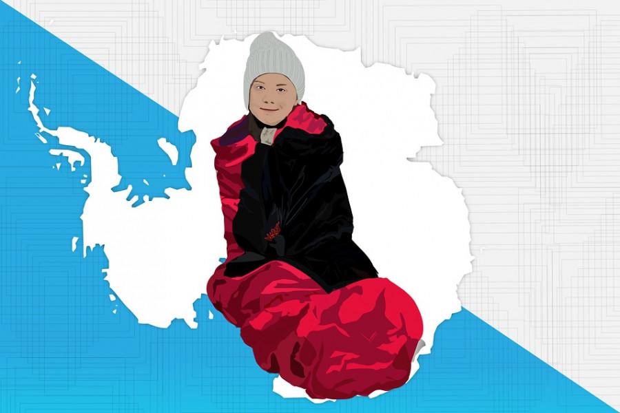 ForPost - Новости : Севастопольцы о глобальном потеплении, Грете Тунберг и призывам не рожать