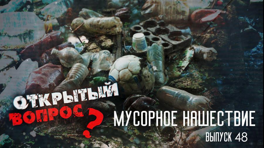 ForPost - Новости : Открытый вопрос. Мусорное нашествие в Севастополе