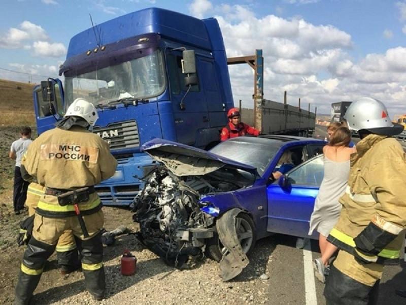 ForPost - Новости : Скорость на трассе Таврида в Крыму не выше 60 км/ч будут жестко контролировать