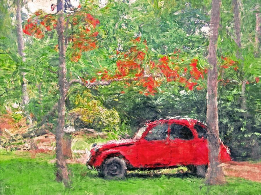 ForPost - Новости : В Севастополе спорили о штрафах за парковку на газонах