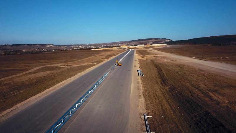 ForPost - Новости : Крым накроют курортной сетью автодорог