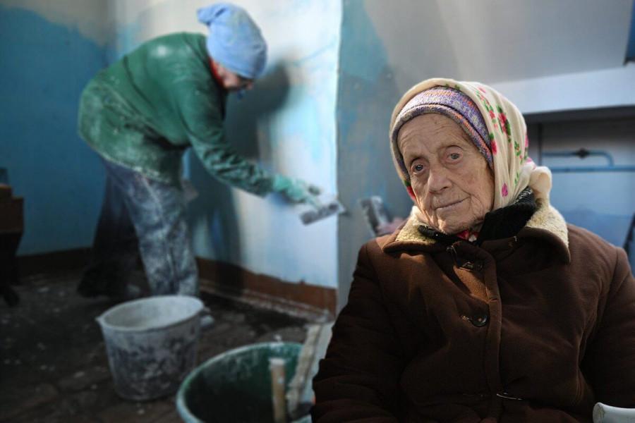 ForPost - Новости : Вдовам севастопольских ветеранов помогут отремонтировать жильё