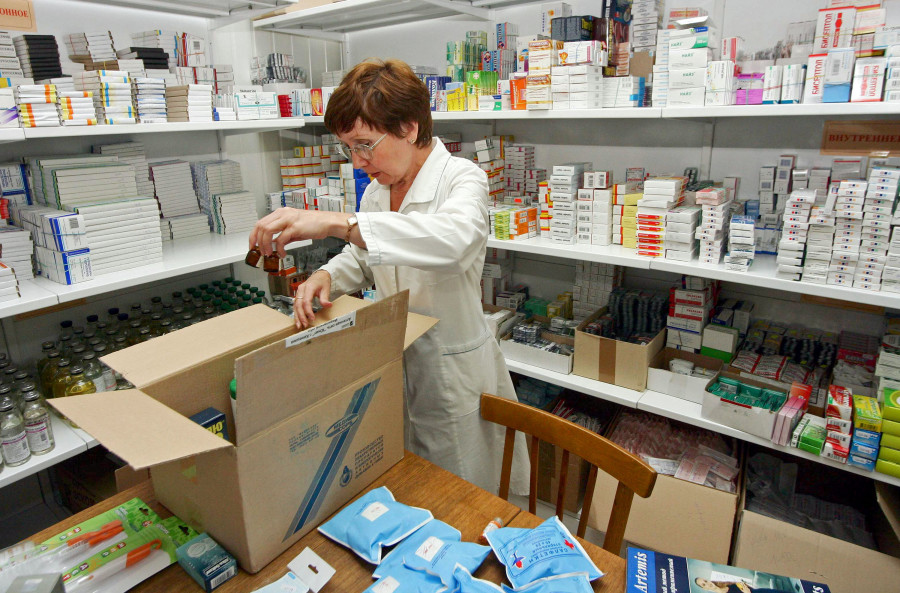 ForPost - Новости : Как дышится аптекам Севастополя