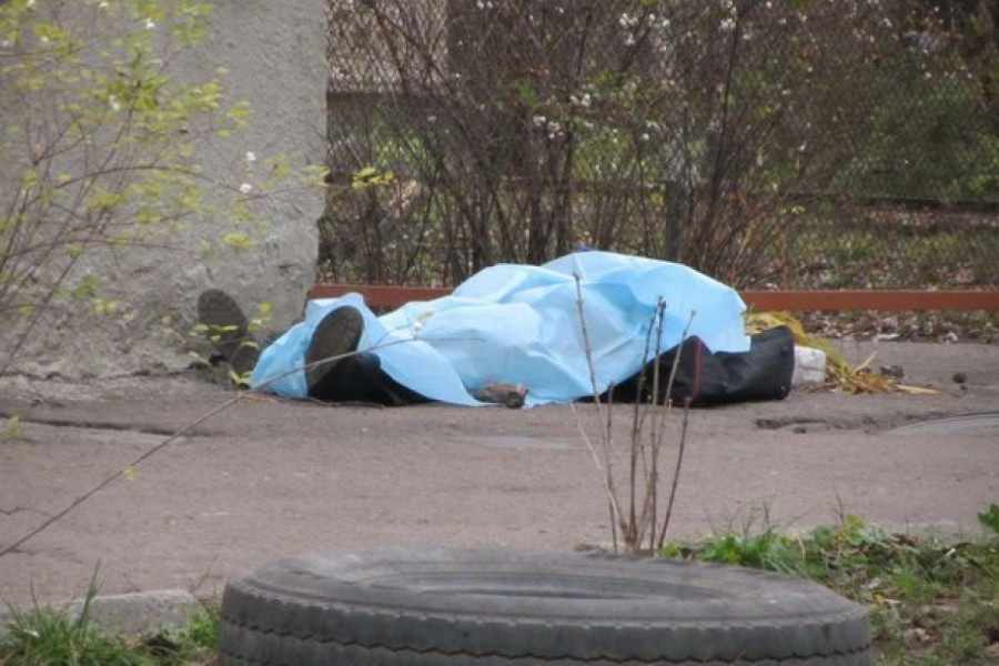 ForPost - Новости : В Севастополе обнаружили труп мужчины