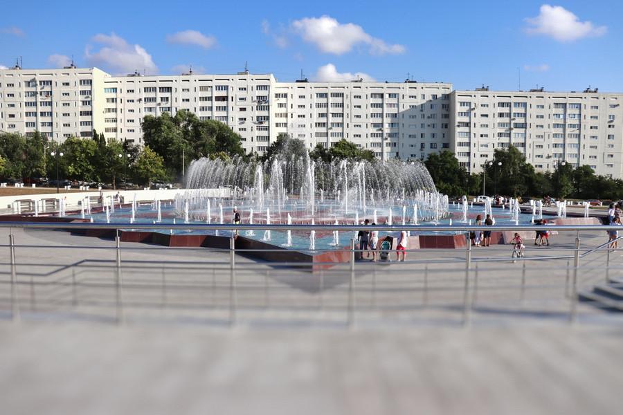 ForPost - Новости : Парк Победы в Севастополе готовятся передать городу