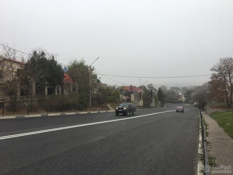 ForPost - Новости : Как выглядит обновлённый спуск Котовского в Севастополе