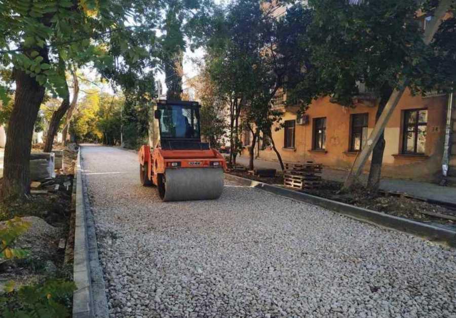 ForPost - Новости : Ремонт улицы Советской в Севастополе бьёт по психике горожан