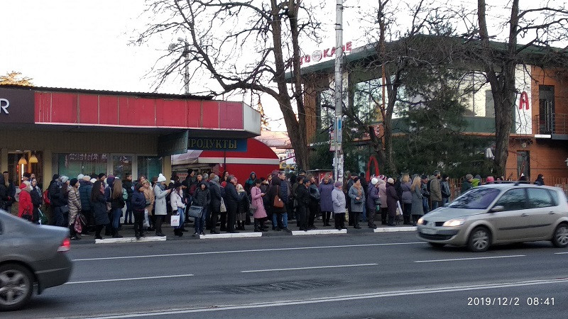 ForPost - Новости : На вокзале в столице Крыма случился катаклизм