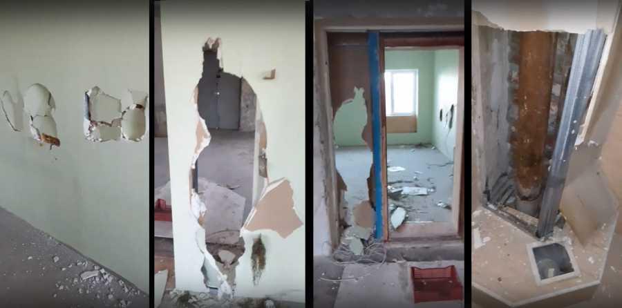 ForPost - Новости : Власти Севастополя помогут «Особым детям» восстановить разгромленное помещение