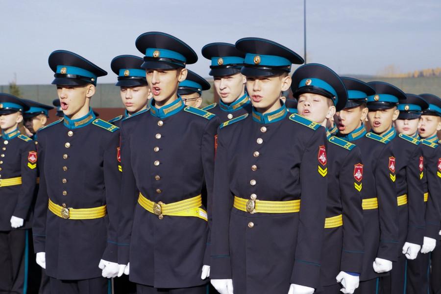 ForPost - Новости : Учеников военных и кадетских училищ смогут отчислять за нарушения дисциплины
