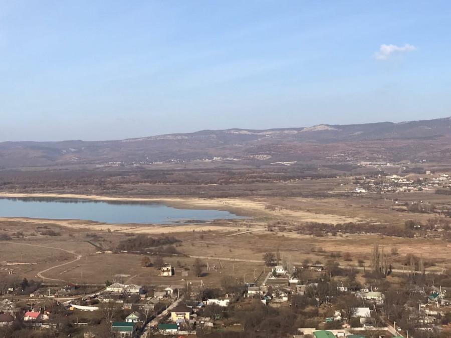 ForPost - Новости : Стал известен запас воды в Чернореченском водохранилище Севастополя