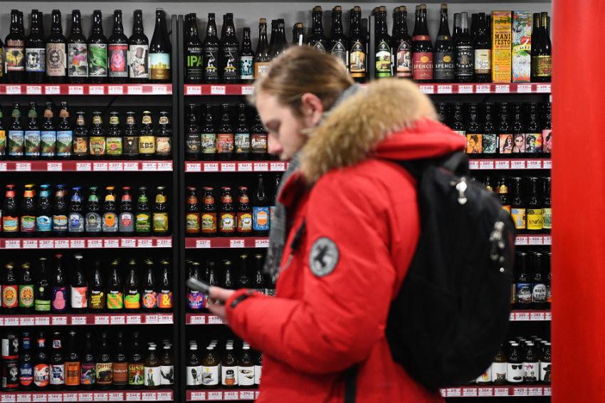 ForPost - Новости : Роспотребнадзор дал советы россиянам по покупке алкоголя
