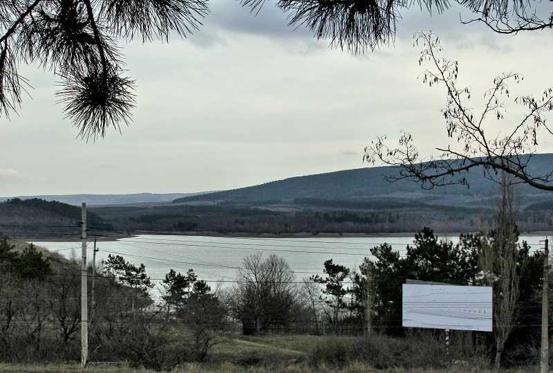 ForPost - Новости : Спасёт ли Севастополь от засухи Межгорное водохранилище