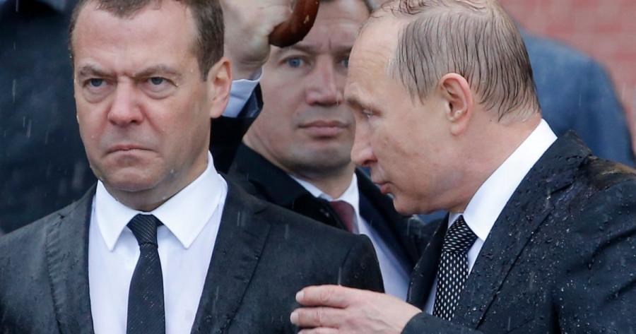 ForPost - Новости : Названы новые кандидаты в преемники Путина