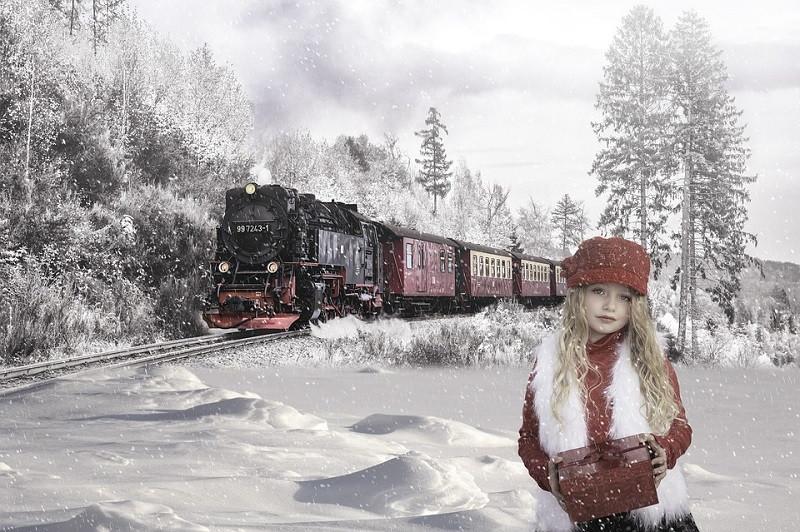 ForPost - Новости : На поезде в Новый год: где пассажиры крымских поездов могут встретить 2020 год