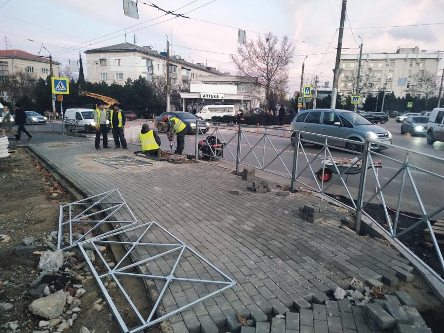 ForPost - Новости : В Севастополе появится дизайн-код для заборов